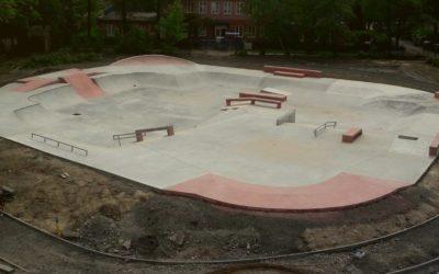 Nový skatepark v Havířově
